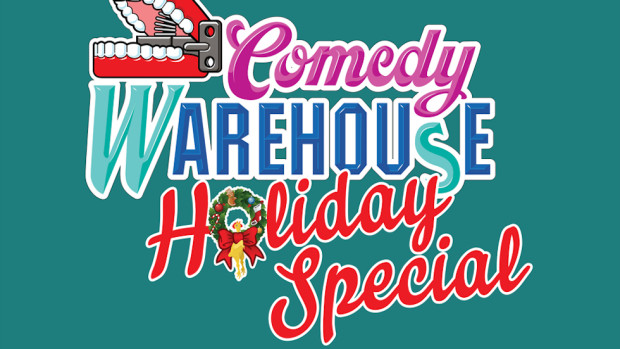 Comedy Warehouse Holiday Special logo