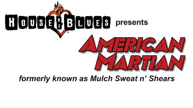 house of blues american martian