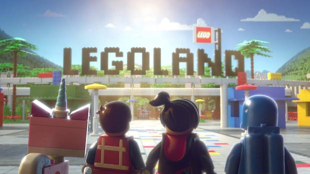 The Lego Movie 4D A New Adventure Legoland Florida