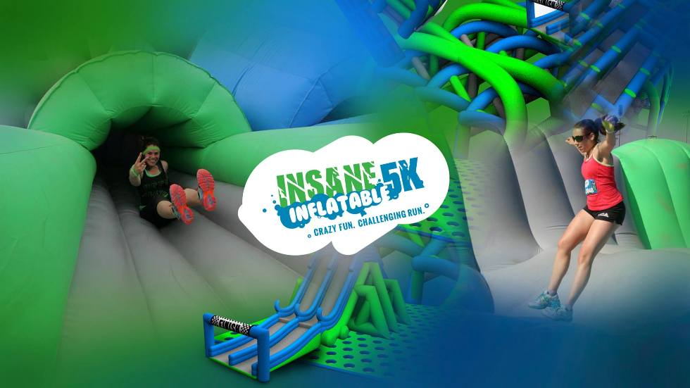 Insane Inflatable 5k Coming To Kissimmee