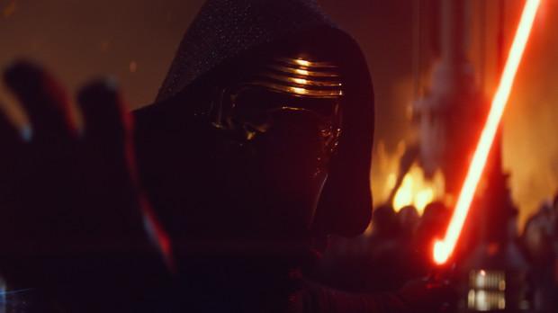 kylo ren star wars force awakens character disney