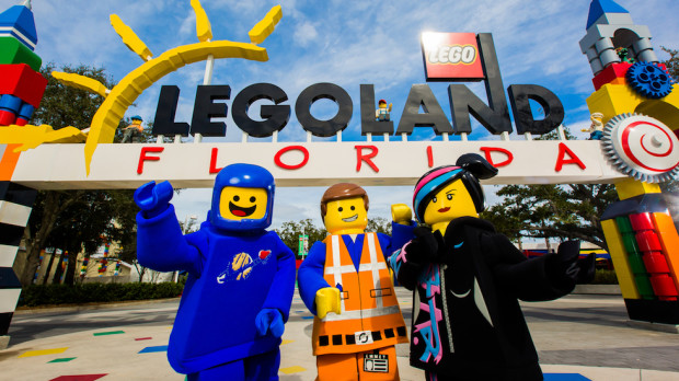 The Lego Movie 4D Weekends Legoland Florida