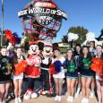 ESPN Wide World of Sports Walt Disney World cheerleading dance