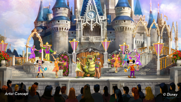 """Mickey's Royal Friendship Faire"""