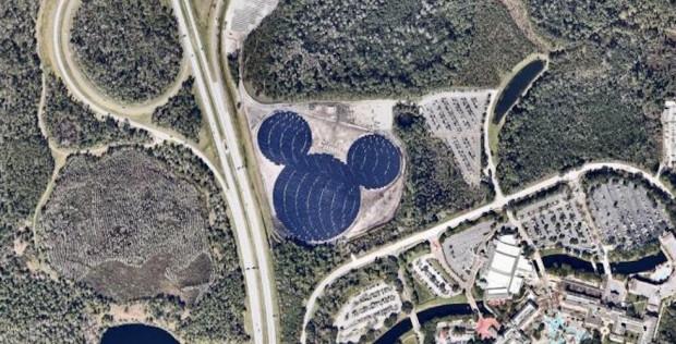 solar hidden mickey mouse
