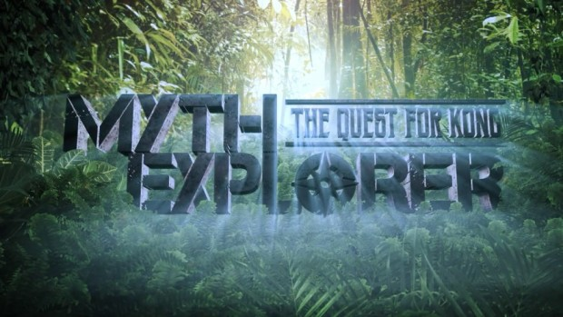 Myth Explorer The Quest for Kong logo Skull Island