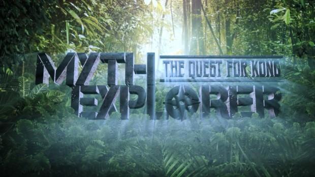 Myth Explorer The Quest for Kong logo Skull Island