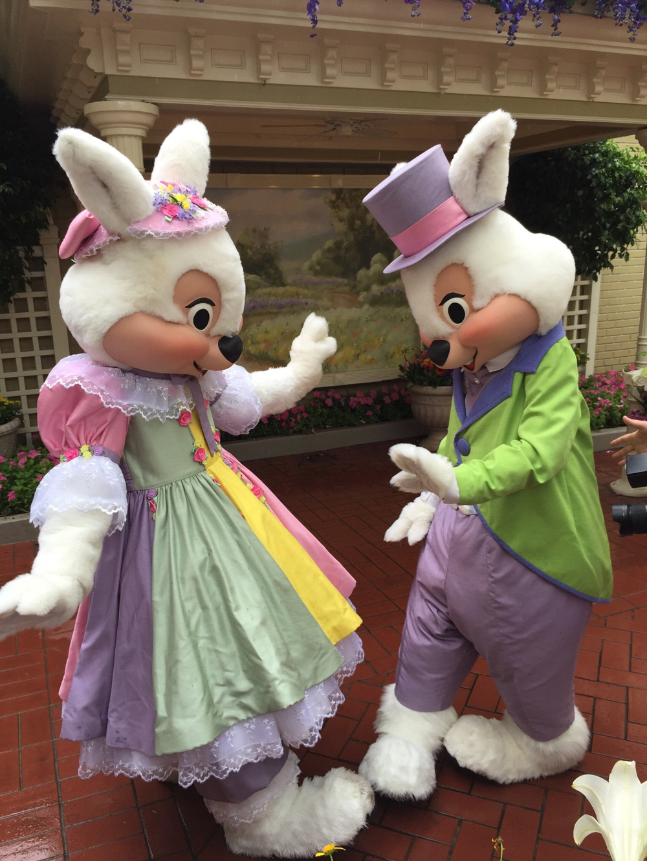 Easter Bunny return to Magic Kingdom