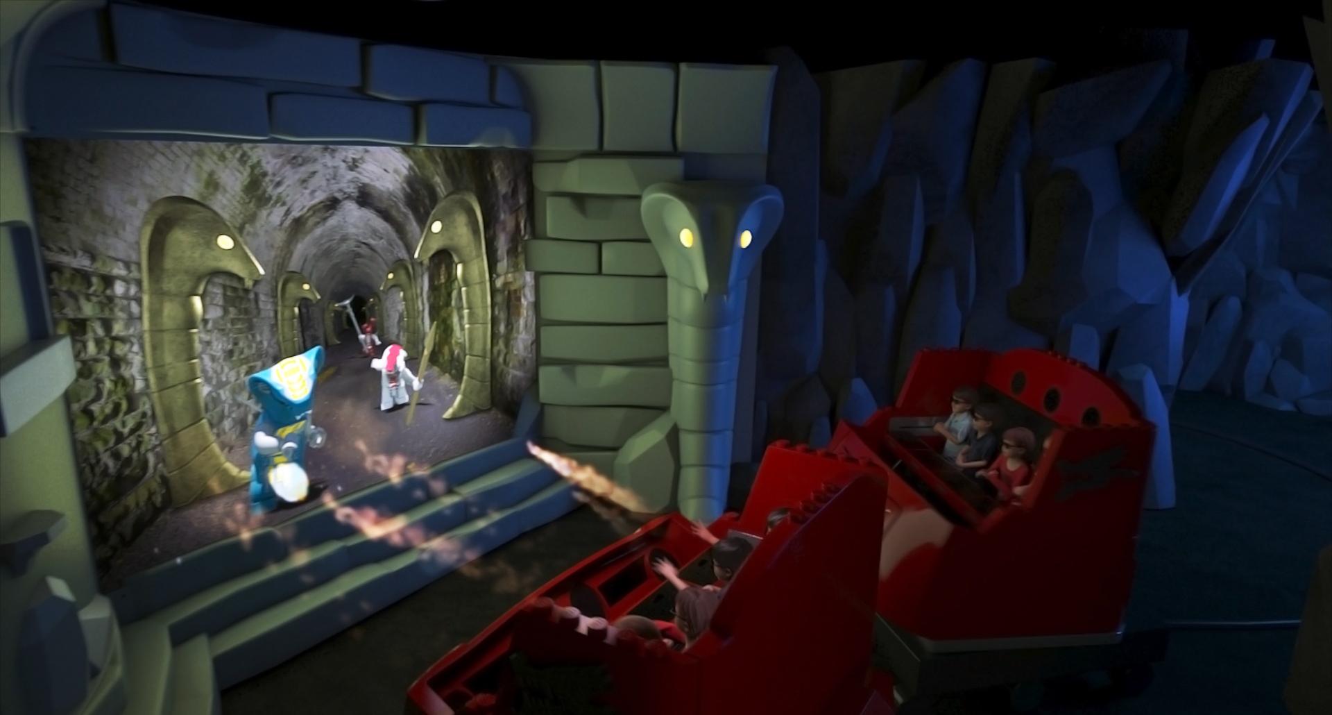 lego friends amusement park set how to put it together