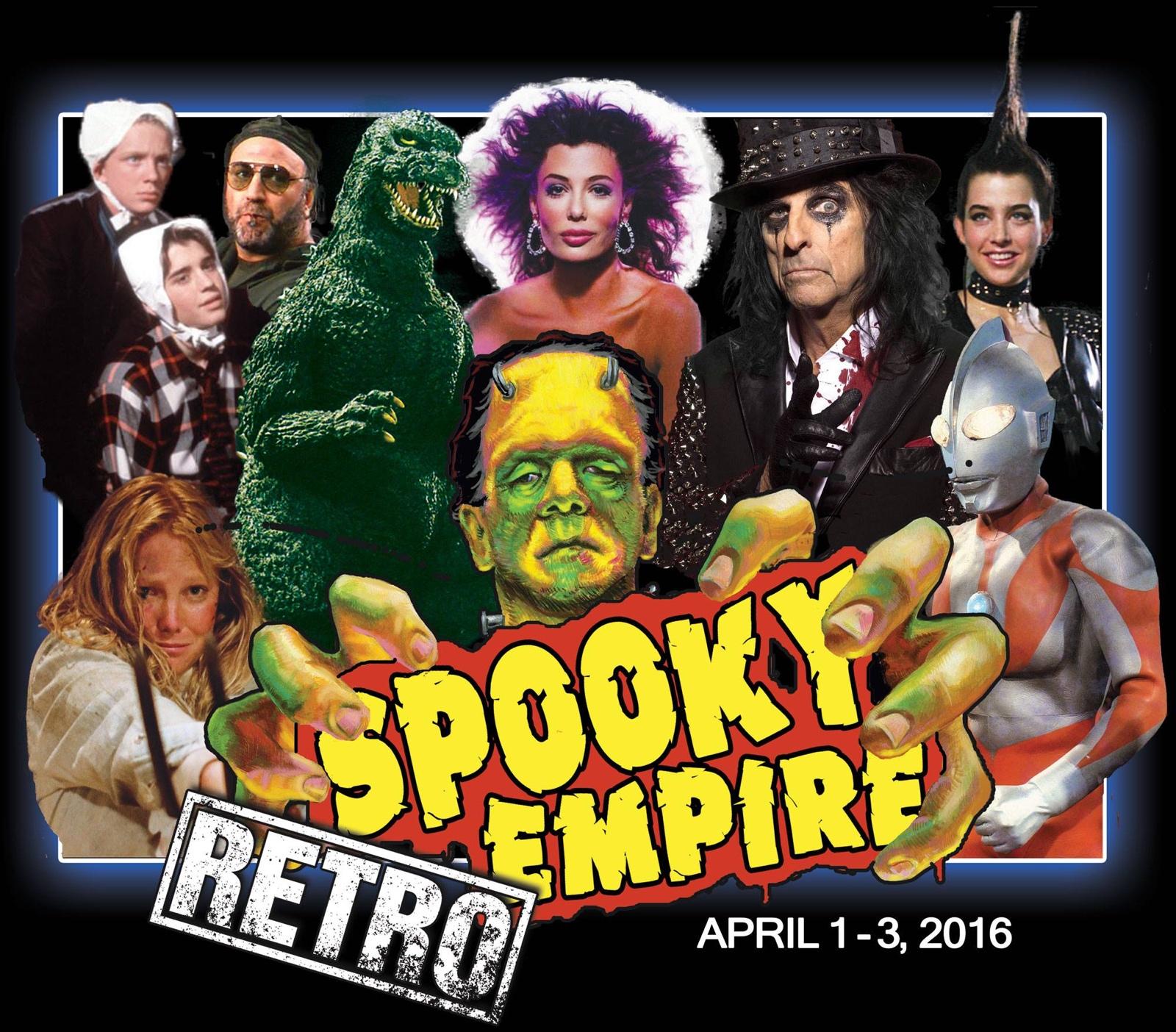 Spooky Empire Retro