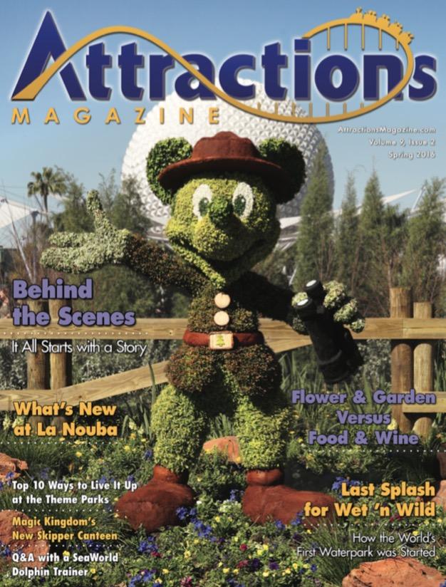 Spring 2016 magazine cover