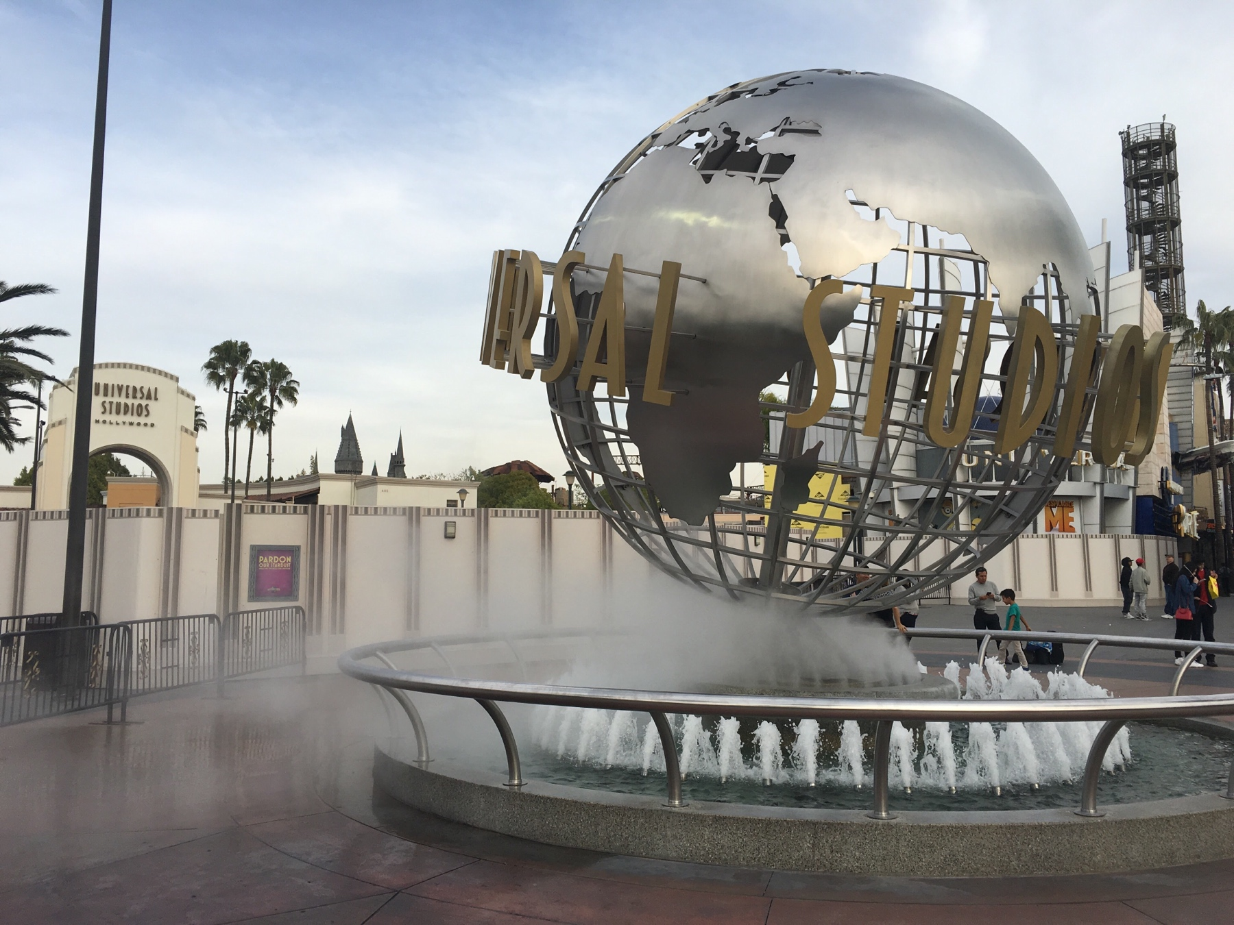 Universal Studios Hollywood Platinum Annual Pass