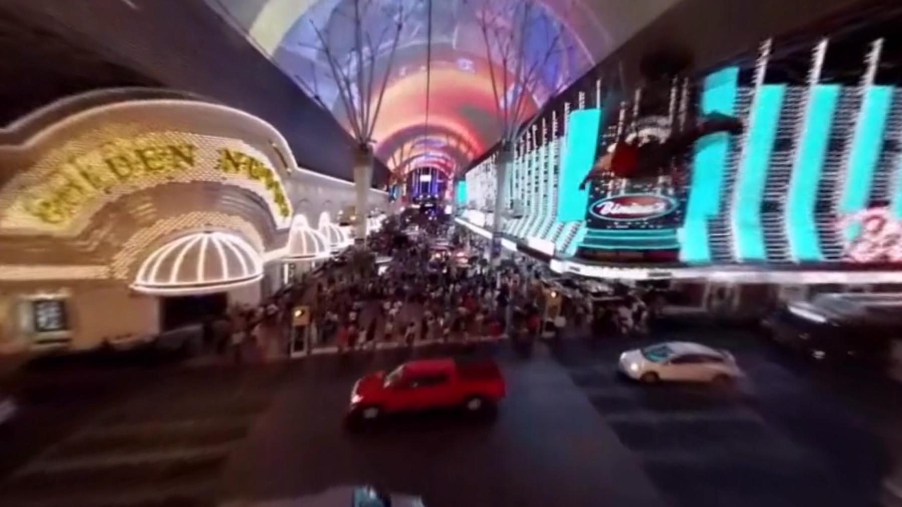 Las Vegas VR app