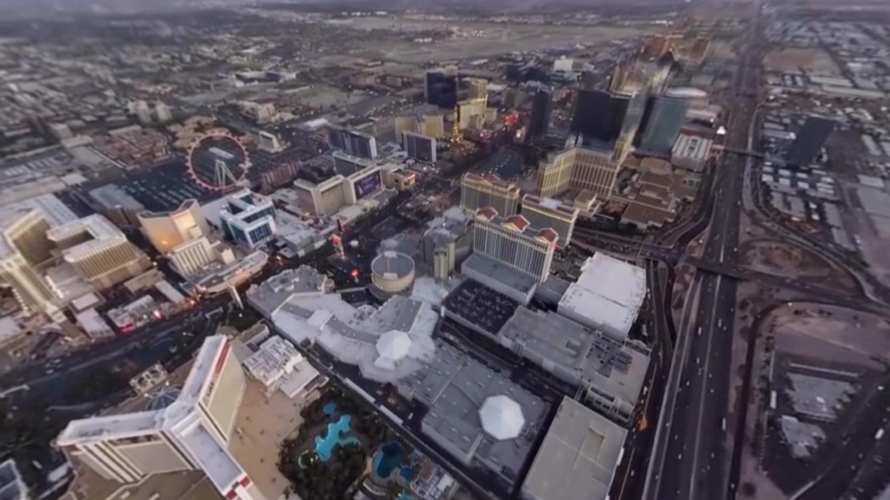 Las Vegas VR