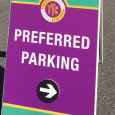 Preferred parking featured