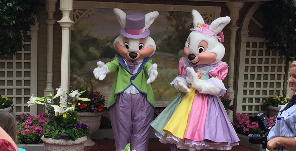 Walt Disney World Easter