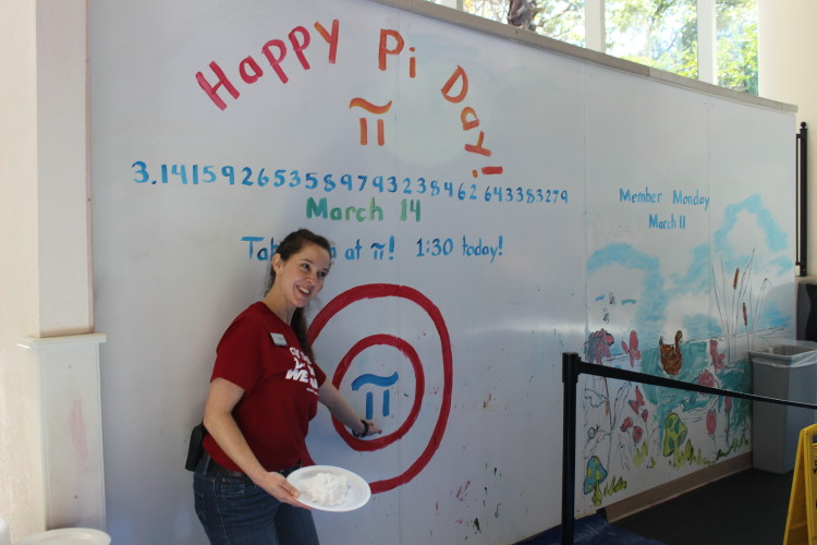 National Pi Day Orlando Science Center