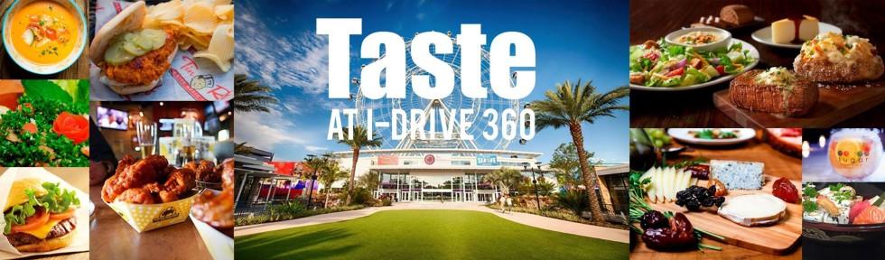Taste of I-Drive 360