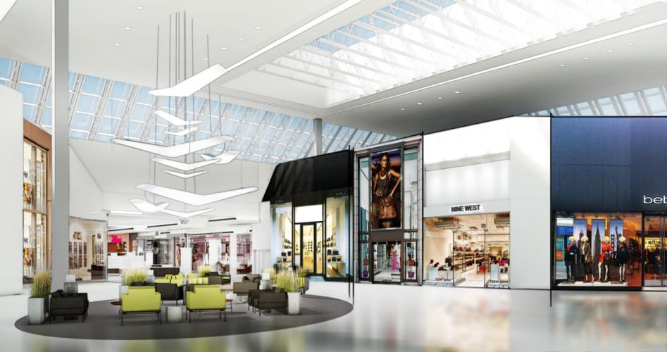 The Florida Mall renovation
