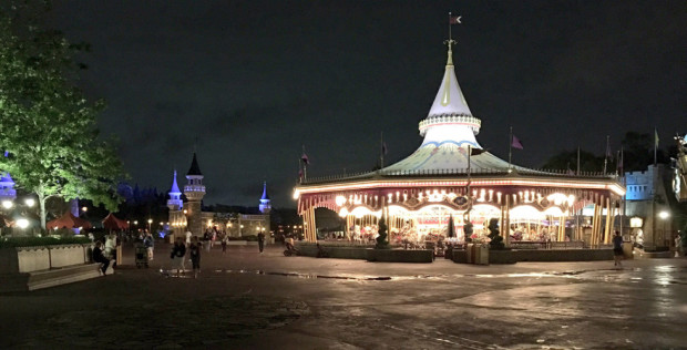 Magic Kingdom After Hours in Fantasyland