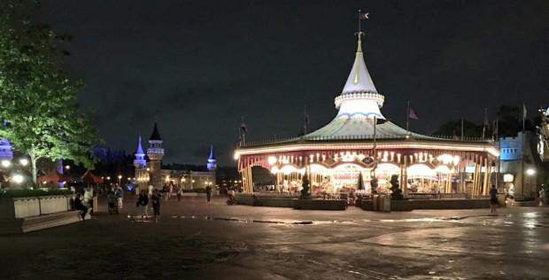 Magic Kingdom After Hours in Fantasyland
