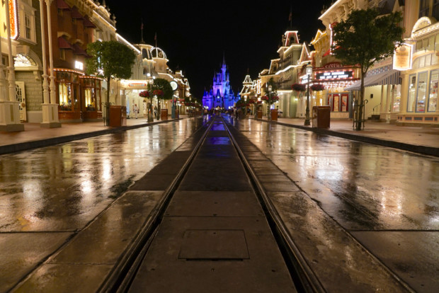 Magic Kingdom After Hours event - 9