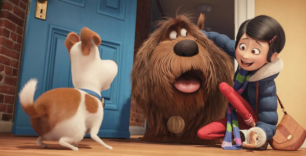 Secret life of pets characters