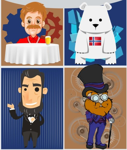 Animatronicans Orlando Fringe