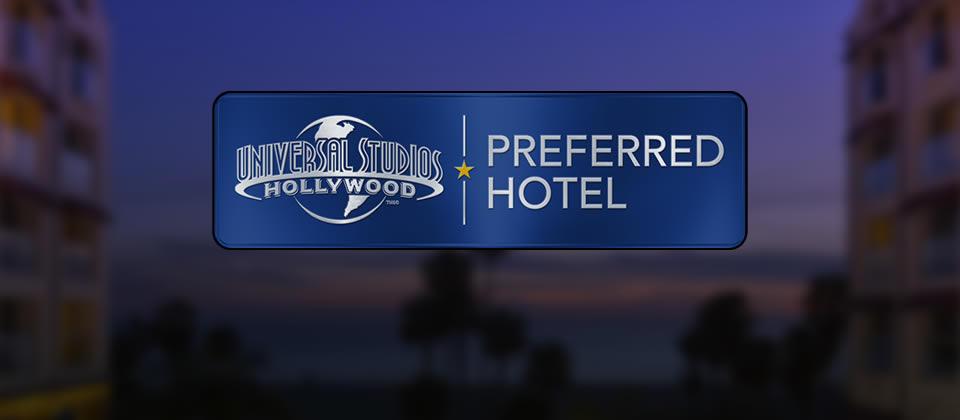 Universal Studios Hollywood Preferred Hotel