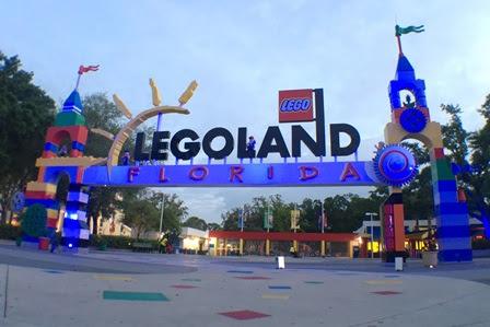 Legoland Florida Autism Speaks