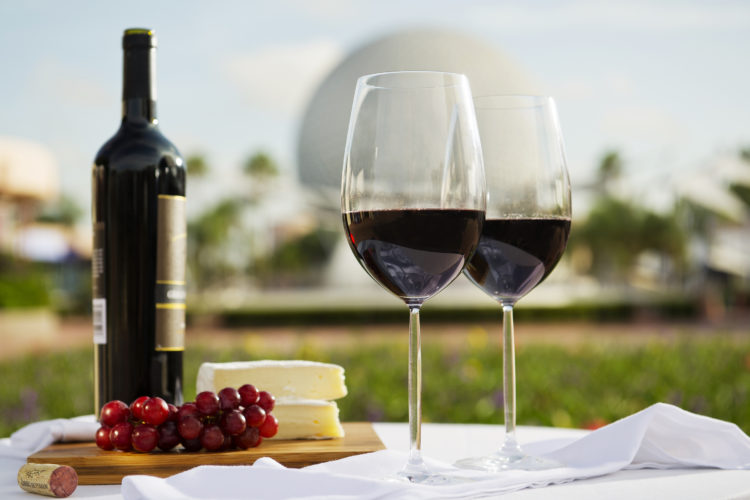 2016 Epcot Food & Wine Festival dates