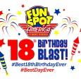 Fun Spot 18th birthday