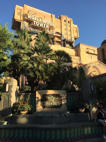 Disneyland Tower of Terror