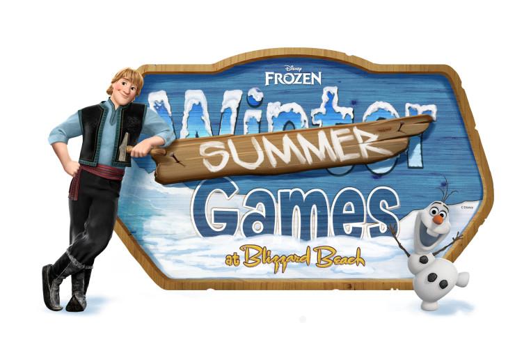 Blizzard Beach Frozen Games