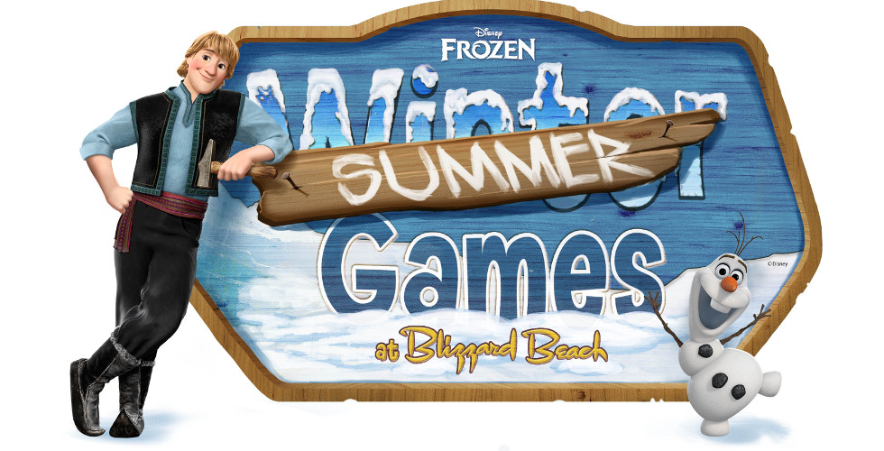 frozen summer games