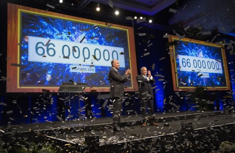 Visit Orlando 66 million