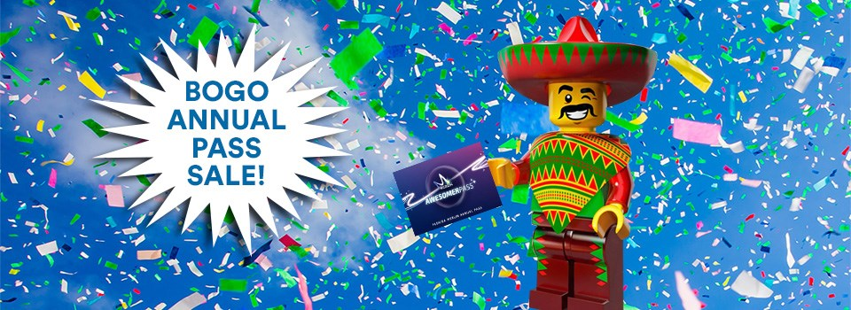 Legoland Florida BOGO annual pass
