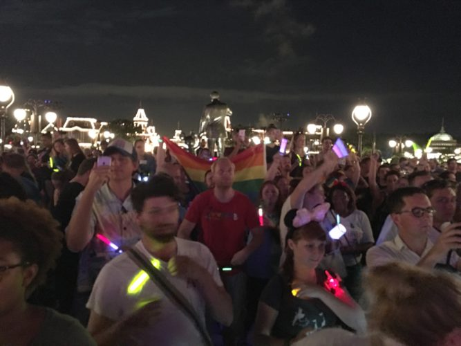 MK Kiss Goodnight memorial vigil crowd