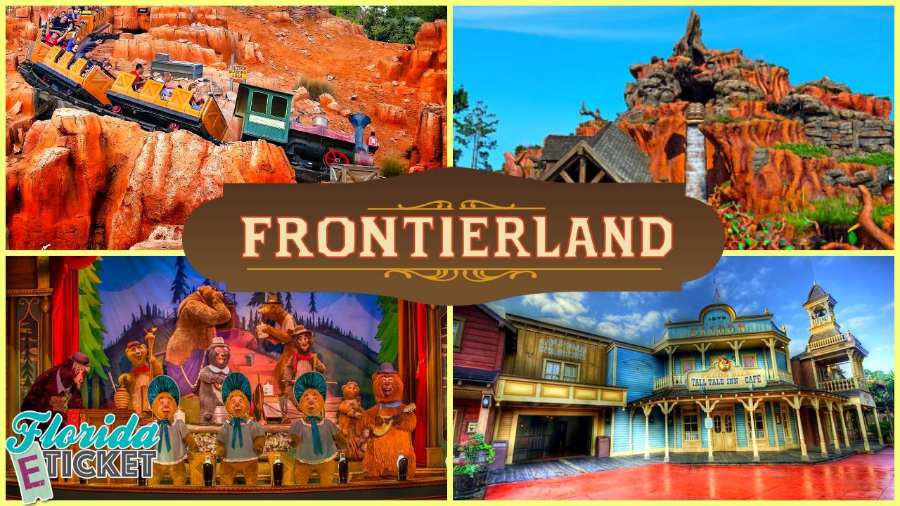 Florida E-Ticket - 'Unlocking the Magic: Frontierland'