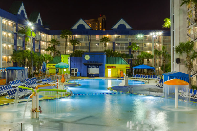 Nick Hotel Now Holiday Inn Resort Orlando Suites Waterpark