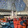 DVC lounge in Imagination Pavilion