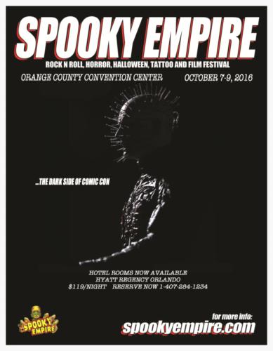 Spooky Empire 2016