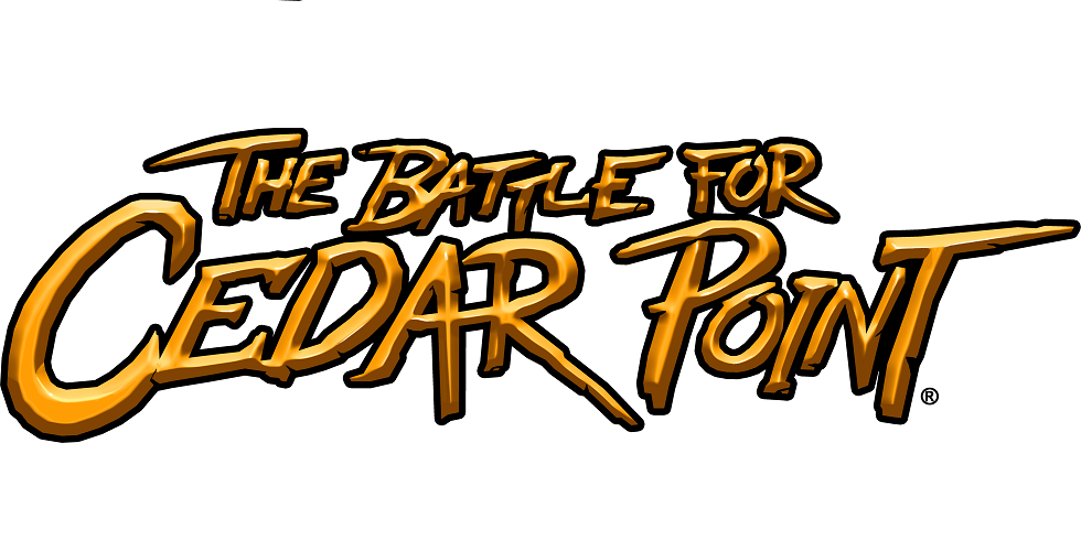 Battle for Cedar Point Logo