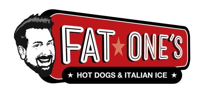 Joey Fatone Fat One's hot dog