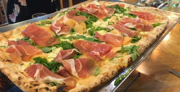 Via Napoli one millionth pizza