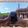 Busch Gardens Tampa Pokémon Go Lure-a-Thon