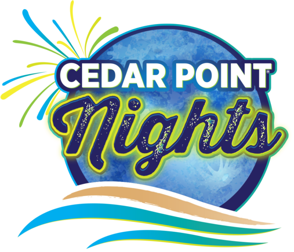 Cedar Point Nights Logo