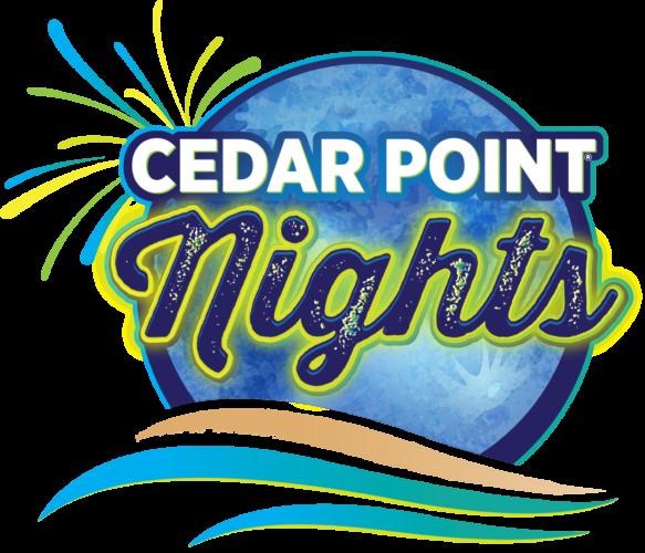 Cedar Point Nights Logo