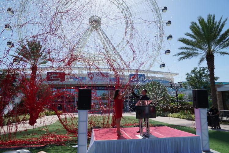 Coca-Cola Orlando Eye