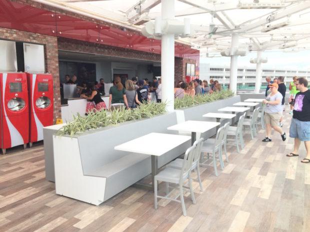 coca-cola store orlando disney springs rooftop